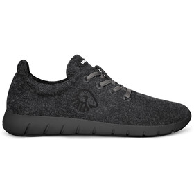 Giesswein W's Merino Runners Mid Shoes Anthracit